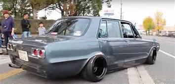 VIDEO Shakotan Car Show Rollout  Japanese Nostalgic