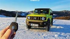 Suzuki Jimny 1 5 Vvt 102 Hp Allgrip Test Drive