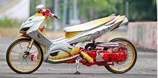 Modifikasi Motor Nouvo by Display Of Motor Sport Modifikasi Yamaha Nouvo