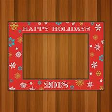happy holidays photo booth frame christmas photo booth frame photo booth prop merry christmas