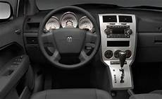 dodge caliber interior options and safety features
