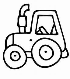 Ausmalbilder Trecker Drucken Malvorlagen Bauernhof Traktor Zum Ausmalen 10403