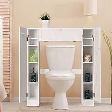 giantex the toilet bathroom storage cabinet wooden
