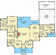 rear entry house plans plan 56451sm exclusive farmhouse plan with rear entry
