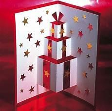 3d weihnachtskarten basteln basteln 2020