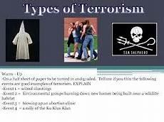 terrorism 2014 criminal justice collaboratory