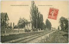 K 93 Pavillons Sous Bois Boulevard D Aulnay