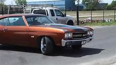 1970 chevy chevelle custom 502 ss muscle car youtube