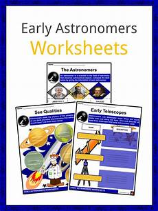 early astronomers facts worksheets early history