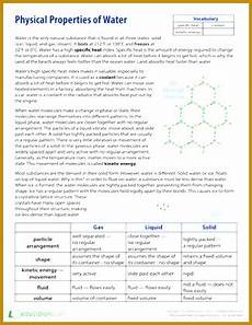 4 chemical and physical properties worksheet fabtemplatez