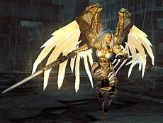 u4ielo uriel darksiders wiki wrath of war weapons enemies