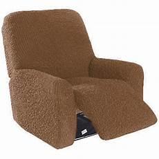 housse fauteuil relax housse fauteuil de relaxation gaufr 233 e brio chocolat