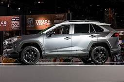 2020 Toyota RAV4 Sequoia TRDs One Has The Looks