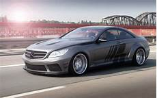 prior design toys around with mercedes cl class coupe