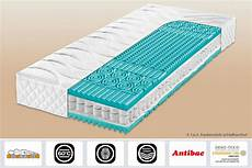 7 zonen tonnentaschenfederkern matratze matratze h3 7 zonen 90x200 140x200 100x200 h2