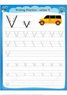 letter v printable worksheets 24524 letter v is for handwriting practice worksheet free printable puzzle