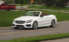 2017 mercedes amg c43 cabriolet test review car and driver