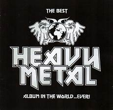 best cover the best heavy metal album in the world cd
