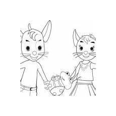 jonalu 5 gratis malvorlage in comic trickfilmfiguren