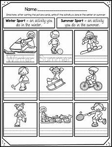 summer sports worksheets 15878 winter sports center winter vs summer sports by marlie tpt