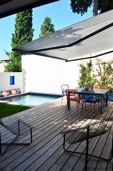 mini pool terrasse by slowgarden inspiration deco outdoor une mini