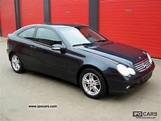 2003 Mercedes Cl 200 Kompressor Sports Coupe Car