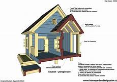 insulated dog house plan home garden plans november 2011
