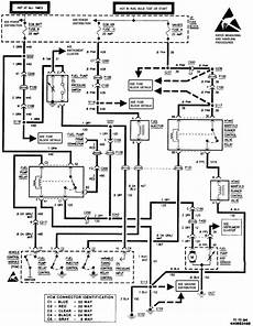 Gmc Schematic Diagram by 1994 Gmc Starter Wiring Diagram Auto Electrical