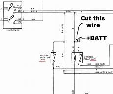 1986 toyota ignition switch wiring toyota chrysler mitsubishi nippon denso starter solenoid repair