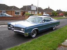 1967 chrysler 300c very rare luxury muscle car