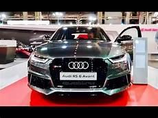 New 2018 Audi Rs6 Exterior Interior