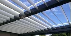 fabriquer une pergola bioclimatique la pergola bioclimatique une v 233 ritable alternative 224 la v 233 randa pergola bioclimatique