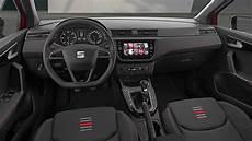 2018 Seat Arona Interior