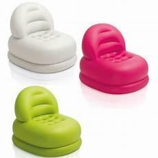 intex mode chair aufblasbarer sessel 84 x 99 x 76 cm pink