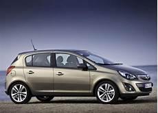 Opel Corsa D Facelift 5 Door Technische Daten Und
