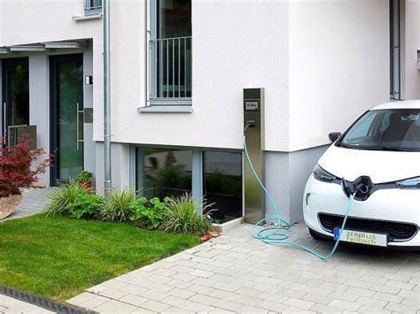 Ricariche Per Auto Elettriche Obbligatorie Nei Nuovi