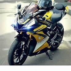 Modifikasi R15 Vva by Modif Yamaha R15 Vva Tilan Yzf R1 Goozir