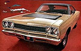17 Best Images About 1960s Muscle Cars On Pinterest