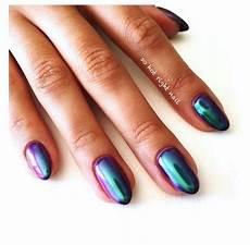 holographic nails inspo nail inspo - Nägel 2017 Trend