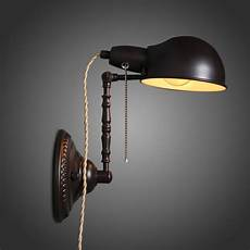 retro adjustable plug in wall sconce l with cord and plug modern wall sconces by homary