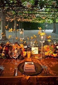 fall wedding table decor keywords fallweddings