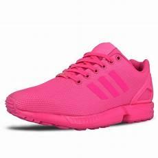 buy shock pink adidas originals zx flux natterjacks
