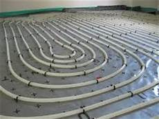 impianto termico a pavimento riscaldamento a pavimento