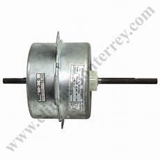 motor doble flecha clima ventana 115v 60hz 120w 0 5a capacitor 4mf 270v