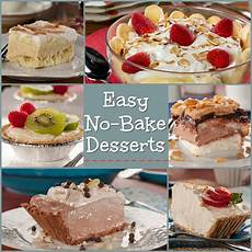 easy no bake desserts everydaydiabeticrecipes com
