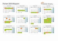 ferien in bayern 2018 ferien bayern 2018 ferienkalender zum ausdrucken