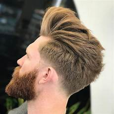 How To Style A Pompadour With Thick Hair