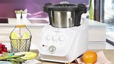 test et avis du robot de cuisine monsieur cuisine connect