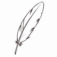 plume dessin facile 57543 comment dessiner une plume d oiseau dessin dessin dessin plume et plume