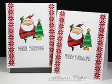 your memories with ally easy christmas cards episode 1 merry everything